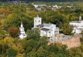 Samara, Chkalov sanatorio: Descripción