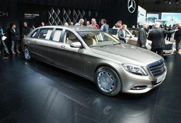 """""""Mercedes Pulman"""" – die lang erwartete Luxus Neuheit 2015"""