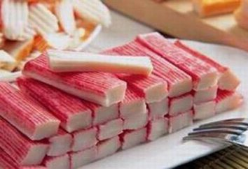 Crab sticks: was zu kochen?