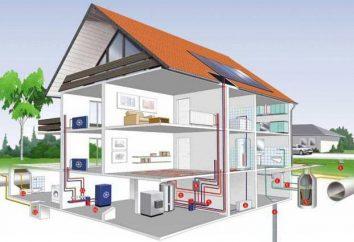 Calcul de la charge thermique pour le chauffage des bâtiments: la formule, des exemples