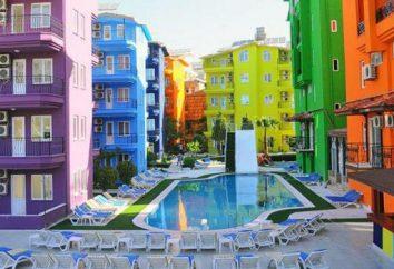 Hotel Rainbow Castle Hotel 3 * (Side, Turquia) fotos e comentários