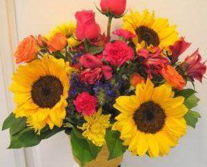 O que deve ser feito inicialmente para abrir um negócio de flores?