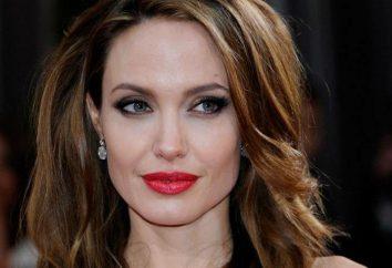 Andzhelina Dzholi: citer les femmes les plus attrayantes du monde