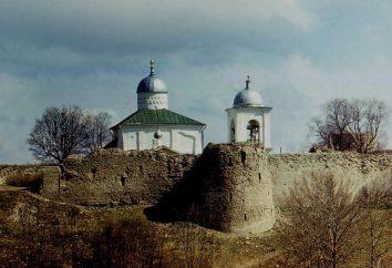 Izborsk Festung. Izborsk, Gebiet Pskow: Sehenswürdigkeiten, Fotos