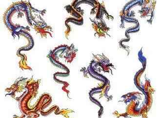 smoki tatuaże. Znaczenia, kolory, rodzaje