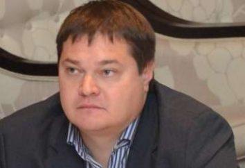 giornalista sportivo Andrey Malosolov