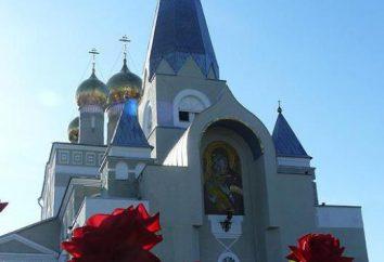 Święty – Wwiedeński Cathedral (Karaganda): opis i historia