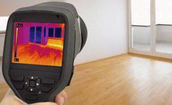 Thermische Schießen Gebäude: Verfahren, Vorteile des Verfahrens
