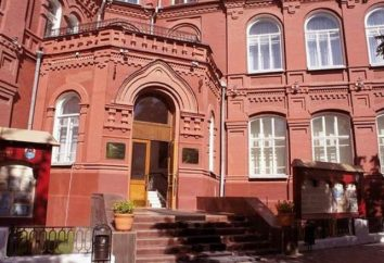 Museo, indirizzo Astrakhan, la modalità, l'esposizione