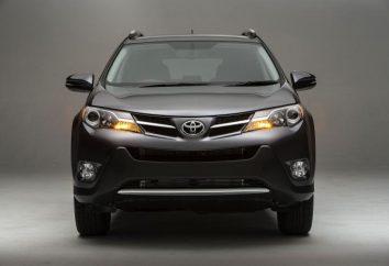 Toyota RAV4 2013: SUV pour les voyages de tous les jours