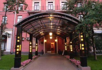 """L'hotel """"Zarya"""" (Mosca): descrizione, servizi, prezzi e le recensioni"""