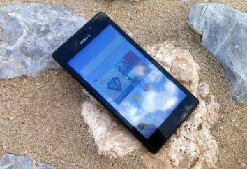 Smartfon Xperia M2 Aqua Sony: opis, dane techniczne, opinie