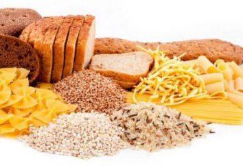 Węglowodany: Czego chcesz i ile jedzą w ciągu dnia