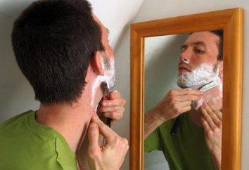 Come fare la barba con un rasoio di sicurezza?