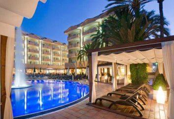 Hotel Florida Park Santa Susanna 4 * (España, Costa del Maresme): fotos, opiniones, excursiones