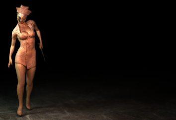 """Uma enfermeira do """"Silent Hill"""": a descrição do monstro, a ideia de Cosplay"""