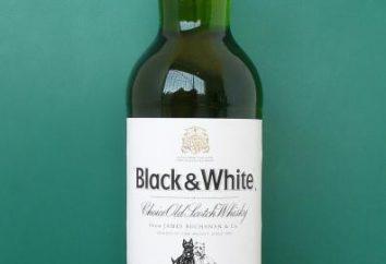 """Con lui è il whisky """"Fine Black White""""?"""