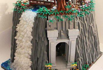 Comment faire une base « Lego » – la base pour les futurs bâtiments