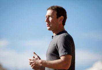 Zuckerberg a déclaré que Facebook va sauver le monde!