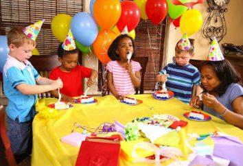 Comment passer les anniversaires des enfants à la maison? Conduire l'anniversaire d'un enfant à la maison