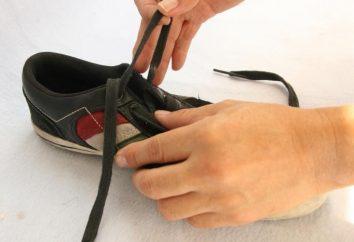 Porady jak umyć buty w pralce