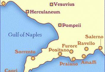 Amalfi Coast: fotos, passeios e depoimentos. Pontos Itália