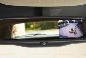 Impostazione della telecamera di visione posteriore per rendere la guida più confortevole