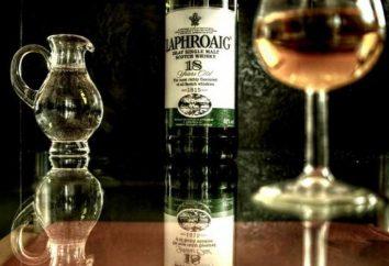 "Whisky ""Lafroyg"": viste, le opinioni, i prezzi"