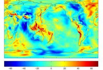 cinturón sísmico de la Tierra. Los nombres de las zonas sísmicas de la Tierra