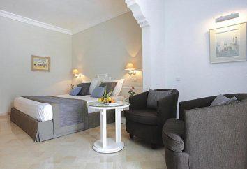 Hotel Riu Palace Royal Garden 5 *, Yerba, Túnez: vista general, descripción, número y comentarios