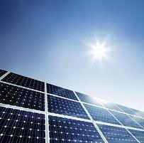 As células solares: ação eo alcance do princípio da