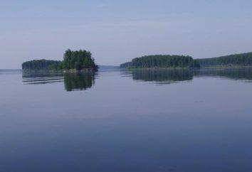 Argazi (lago). Appoggiare sul lago Argazi, foto