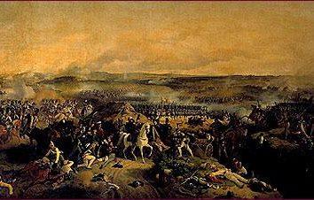 La guerra de guerrillas en 1812 en la lucha contra el ejército de Napoleón