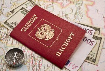 Ile jest paszport nowej próbki? Jakie dokumenty są potrzebne do rejestracji?
