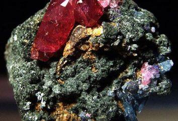 Lições astromineralogii. Ruby – pedra: Propriedades, propósito