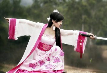 Samouraï Femme au Japon. Célèbre onna-bugeisha
