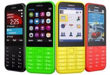Nokia 225: funkcje i funkcje