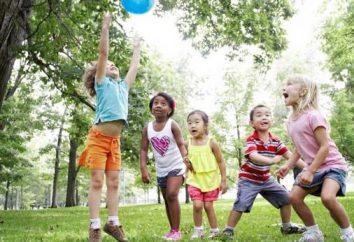 jogos ao ar livre para crianças e adolescentes
