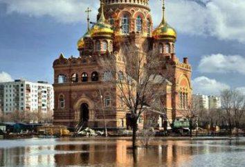Como chegar a partir de Orenburg para Samara?