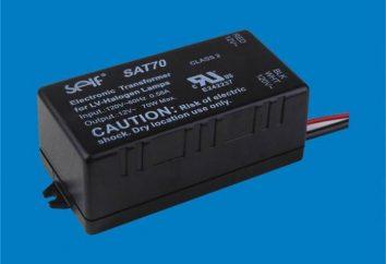 Regime trasformatore elettronico per lampade alogene 12B. Come funziona il trasformatore elettronico?