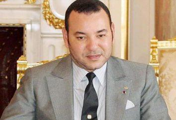 Marocchina re Mohammed VI: biografia, scheda
