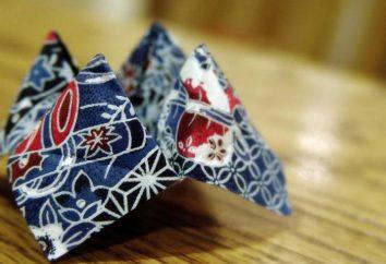 Fortune Teller Origami – um brinquedo de infância. Como fazer origami cartomante