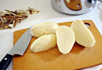 Perché sogno di sbucciare le patate? L'interpretazione da sogno lo richiederà!