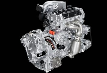 Hybrid Engine – nowe możliwości ICE