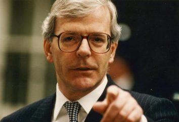 Dzhon Meydzhor – che ha sostituito Margaret Thatcher