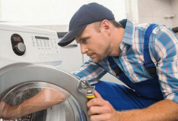 Chauffage pour la machine à laver: le remplacement. Comment retirer le chauffe-eau de la machine à laver?