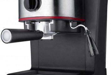 """Machine à café """"Melita"""": vue d'ensemble, types, caractéristiques et commentaires"""