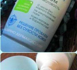 """Aqua Cream """"Clean Line"""": Bewertungen, Zusammensetzung, Typen und Eigenschaften"""