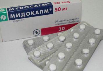 """Narkotyk """"Midokalm"""" i alkohol: zgodność"""
