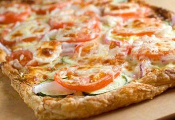 Ricetta della pizza pasta sfoglia – un classico moderno